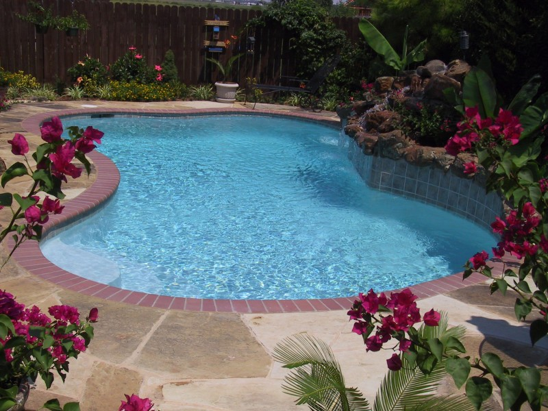 Free form pool designs in okc norman ok blue haven for Pool design certification