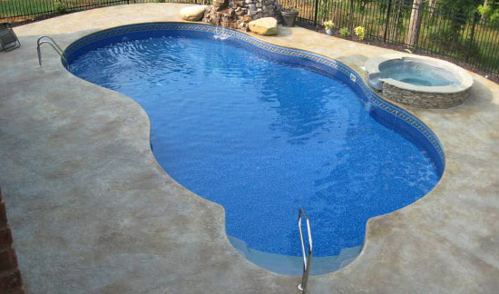 Which pool is right for you blue haven pools - How to put hot water in a swimming pool ...