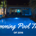 2016 Swimming Pool Trends