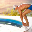 How to Use Your Pool to Exercise and Burn Calories