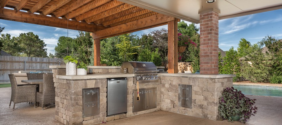 Outdoor Kitchen Designs by HavenScapes