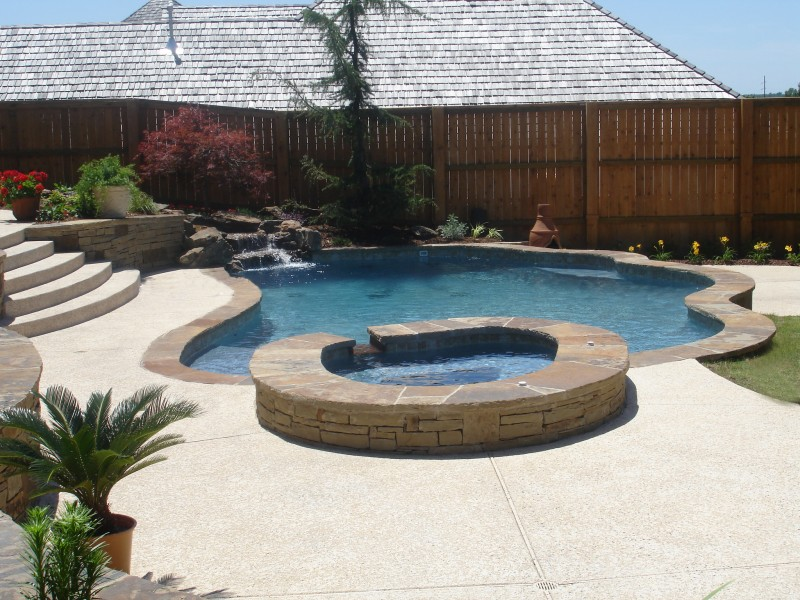 Hot Tubs and Spas in Oklahoma City (OKC) - Blue Haven Pools