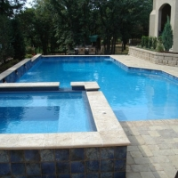 Classic Pool Designs Blue Haven Okc Blue Haven Pools